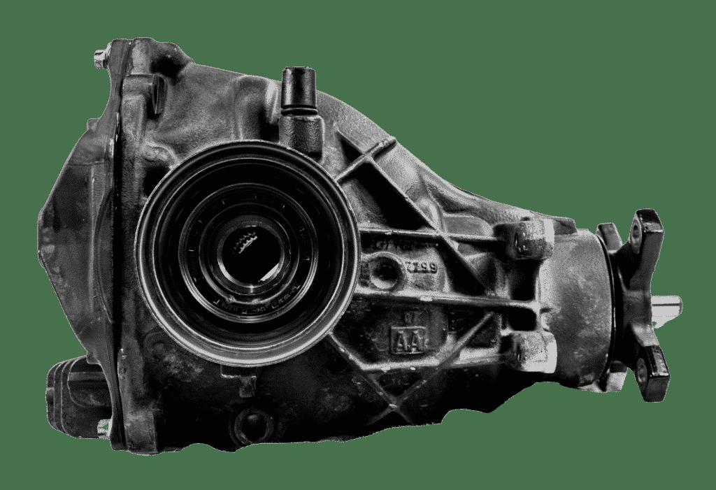 Mercedes Hinterachsgetriebe