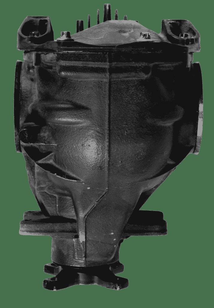 Mercedes Hinterachsgetriebe | ATT24