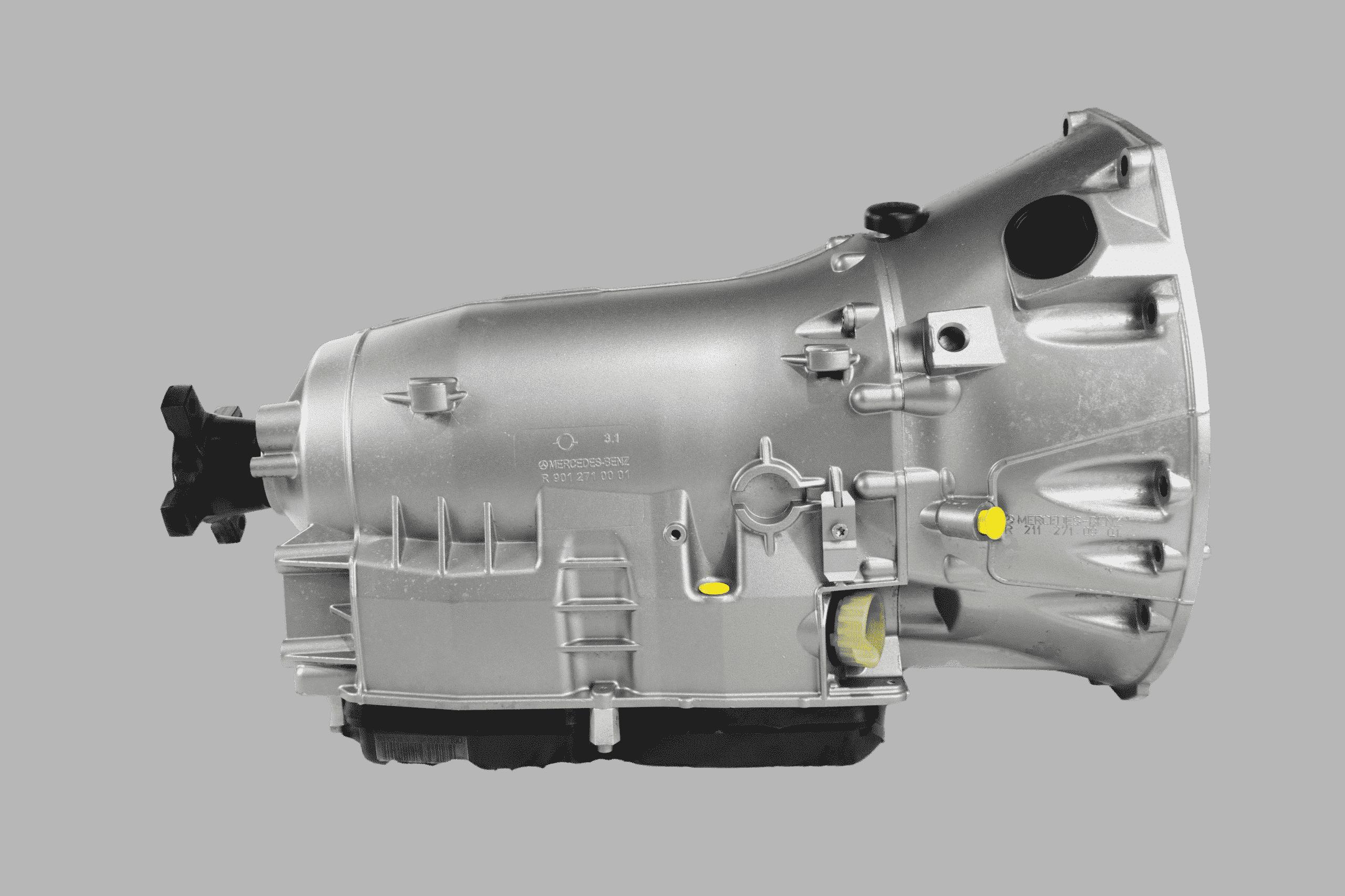 Mercedes 5 Gang Automatikgetriebe - Mercedes Automatikgetriebe ausbauen | ATT24