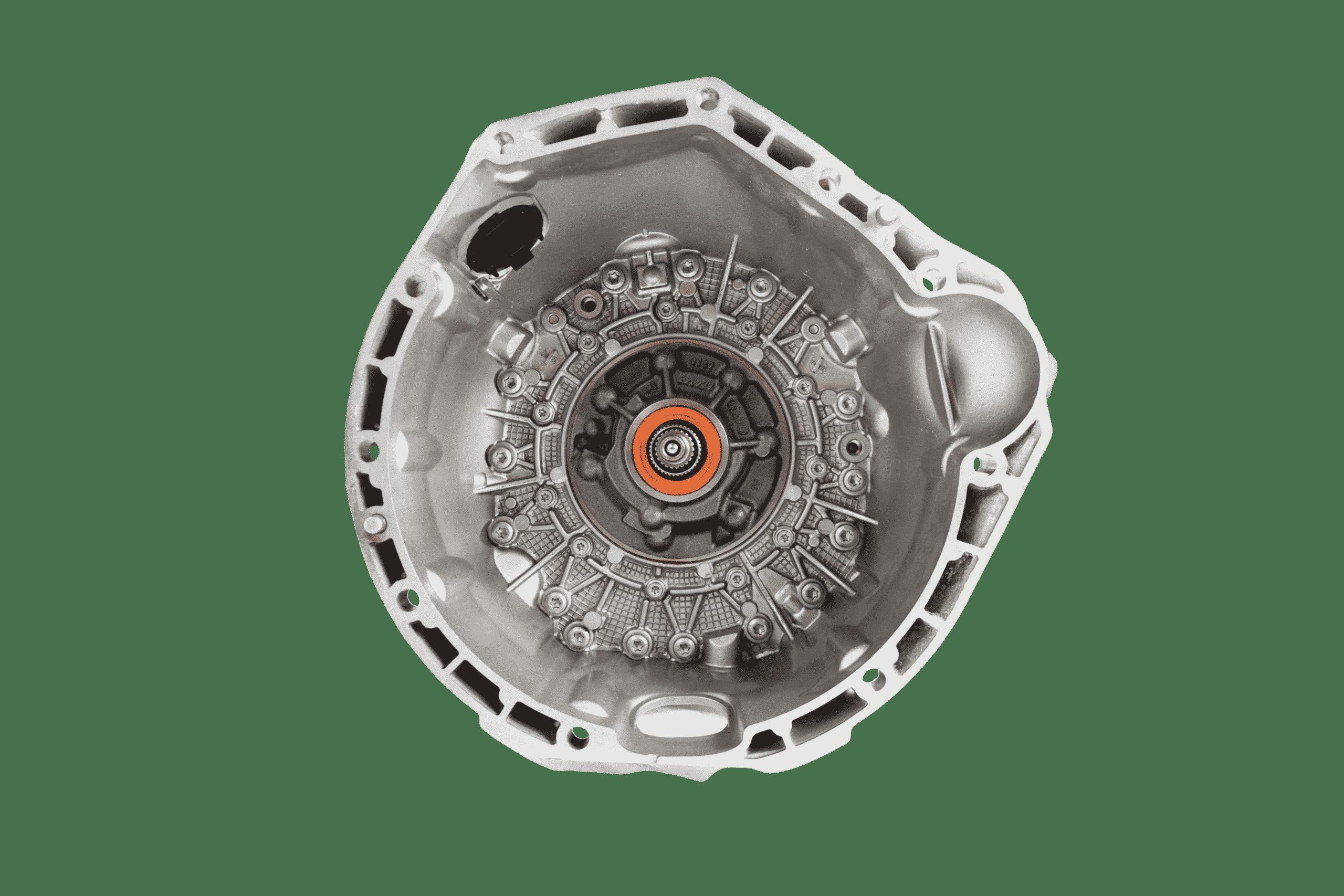 Einblick ins Mercedes 5 Gang Automatikgetriebe | ATT24