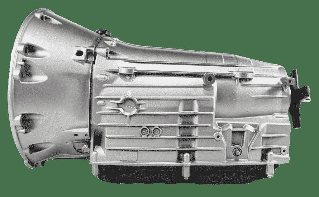Rechtsansicht eines Mercedes 7 Gang Automatik Getriebe - 7G TRONIC